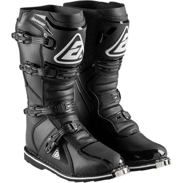 Answer Boots Black
