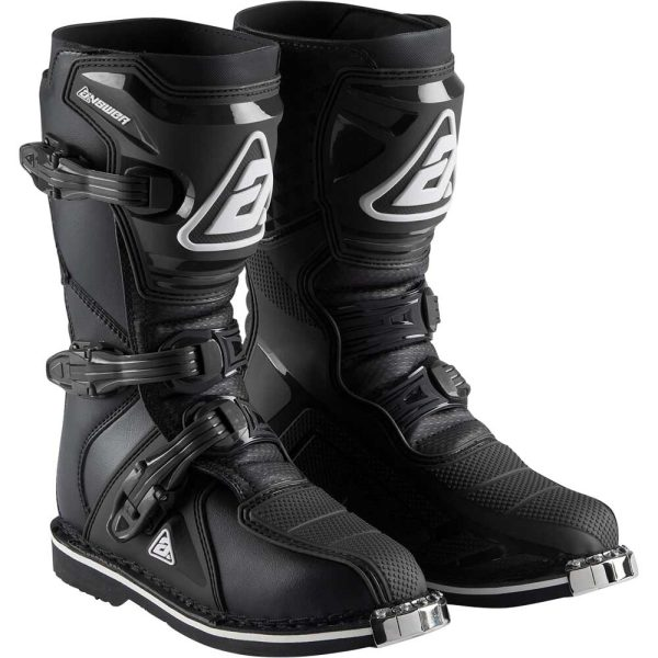 Kids' Answer Boots Black