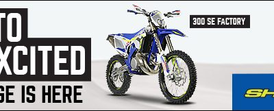 SHERCO: BUILDING A RACING EMPIRE IN OZ