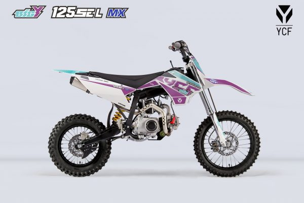 BIGY F125SEL MX 2020 Easy Fun