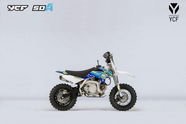 YCF 50A 2020 Excellent Bike For Kids