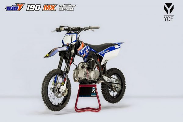 BIGY FACTORY DAYTONA F190 MX 2020 Excellent Features and Performance