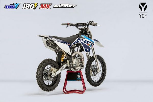 BIGY FACTORY F190ZE MX 2020 Excellent Power and Performance
