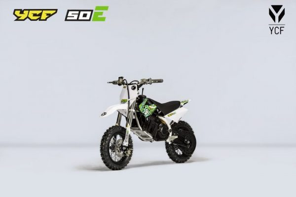 YCF 50E 2020 Superb Bike For Kids