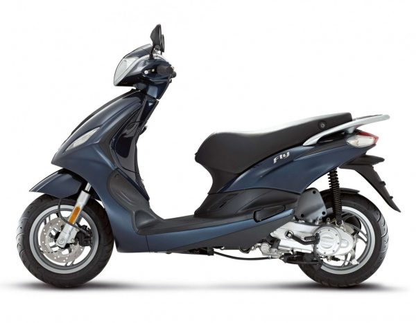Piaggio Fly 150 Perfect Weekend Rider