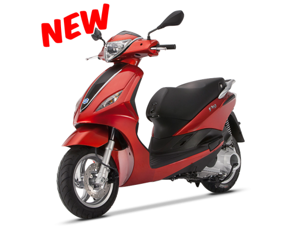 Piaggio Fly 150 3V Scooter Outstanding Technology and Design