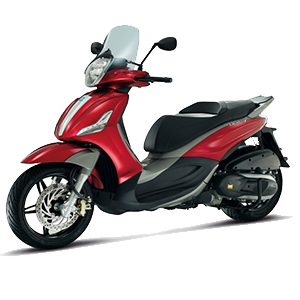Piaggio Beverly 350 Scooter