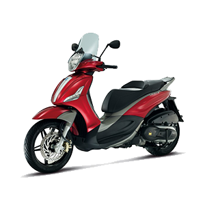 Piaggio Beverly 350 Scooter High Performance and Technologically Advanced