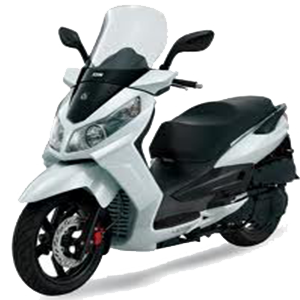 SYM Citycom 300 IS Motor Scooter Superb Power and Unique Features