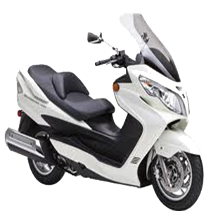 SYM Max 400i Motor Scooter Complete Comfort and Style