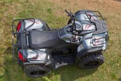 Kymco MXU 700i LE EPS Quad 5 year warranty