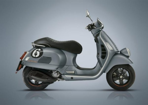 VESPA Sei Giorni 300 HPE Unique Sporty Look