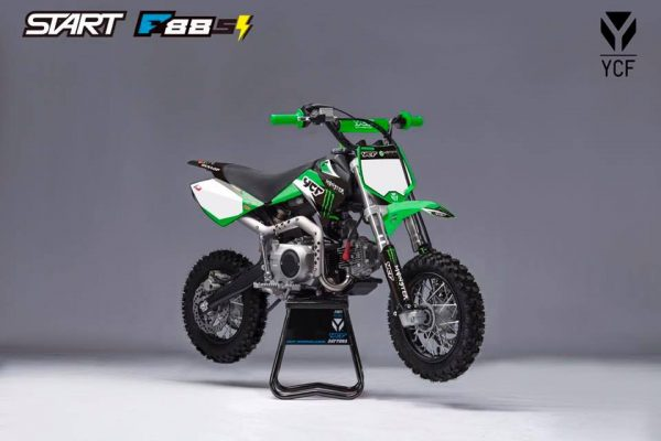 YCF 88 CC (Start F88s Limited Edition – Monster Energy)