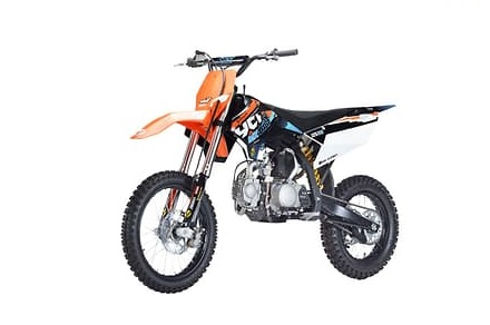 YCF 125 CC BIGY (125E MX) SUPERB BIKE FOR EXPERTS
