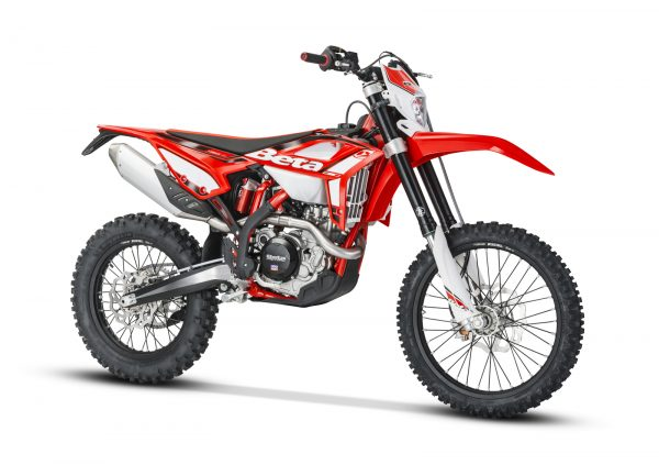 Beta RR 480 4T EFI 2021 New Design and Total Performance