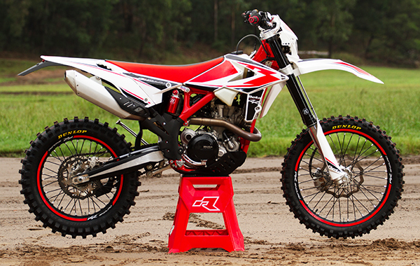 BETA Enduro Motorcycles