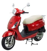 SYM Classic 125 Elegance and Sophistication