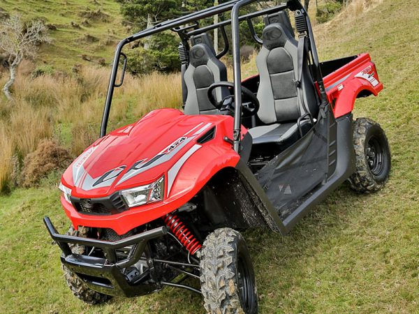Kymco UXV 700i LE EPS Side By Side  5 year warranty