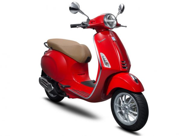 VESPA Primavera 150 iGet ABS Stability and Total Safety