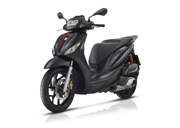 Piaggio Medley S150 i-get Great New Design and Fantastic Performance