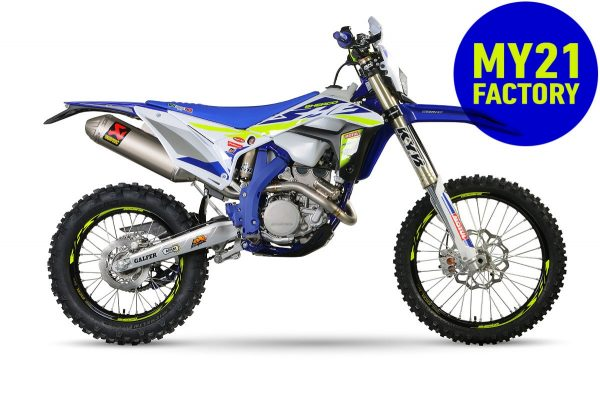 SHERCO 450 SEF MY 21 FACTORY