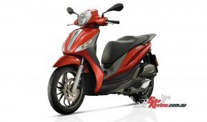 Piaggio Medley 150 i-get Stylish and Reliable