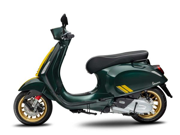 VESPA Sprint Green Bosco
