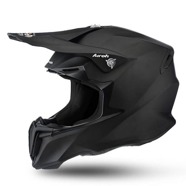AIROH AVIATOR ACE MATT BLACK HELMET