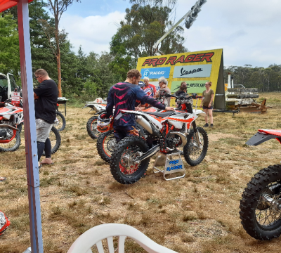 Excellent Beta Ride Day