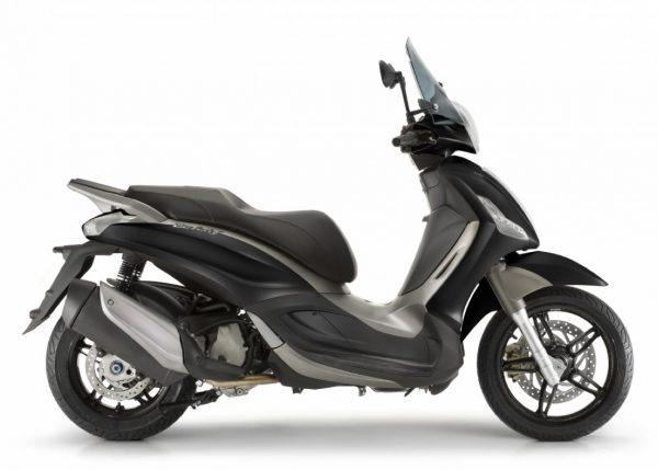 Piaggio Beverly 350 S ABS ASR Performance and Super Reliability