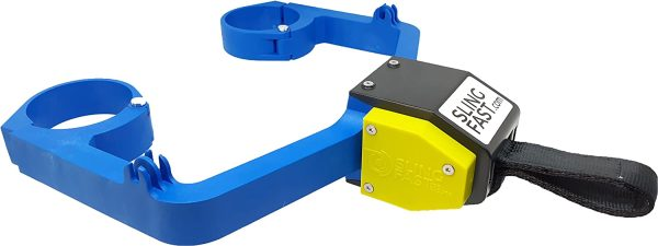 Sling Fast Lift Strap for Enduro Motorcycles Blue/Yellow