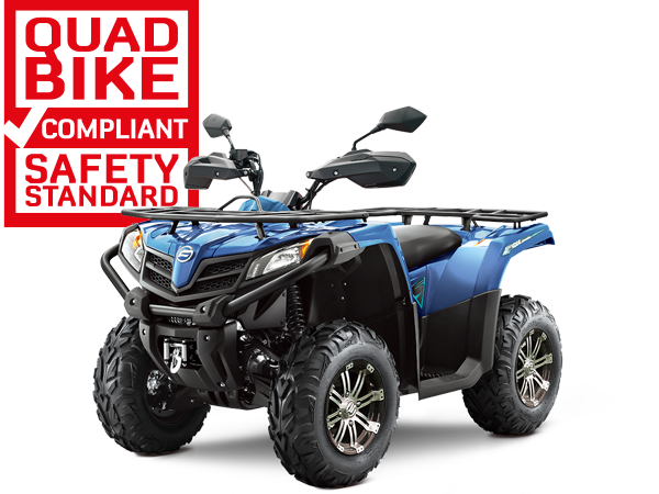 CFMOTO CFORCE 400 EPS ATV