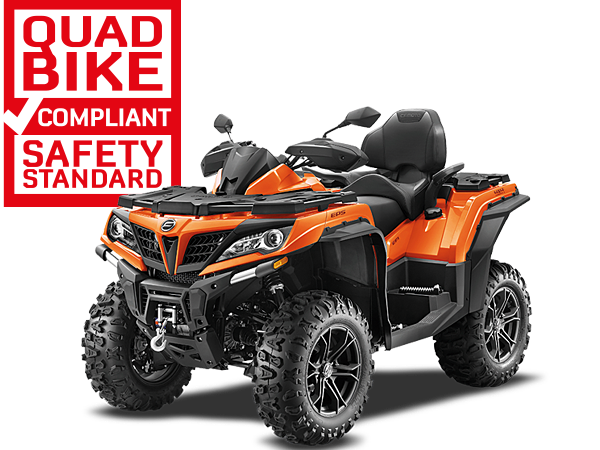 CFMOTO CFORCE 850 EPS ATV
