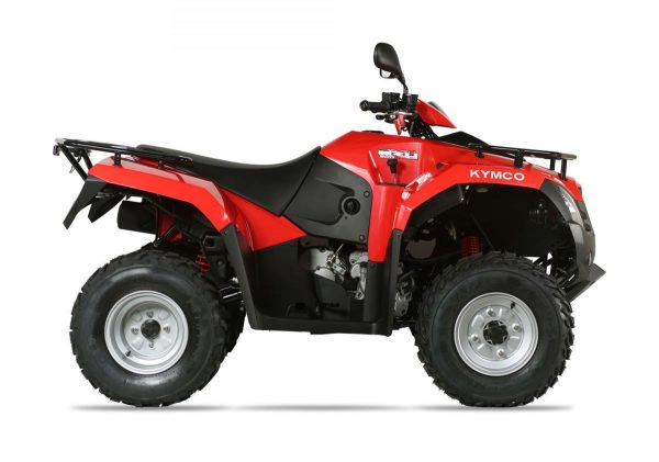 Kymco MXU 300 Quad  5 year warranty