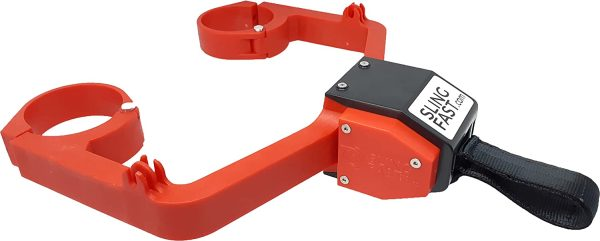 Sling Fast Lift Strap for Enduro Motorcycles Red/Black