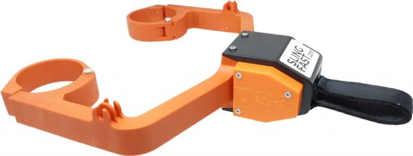 Sling Fast Lift Strap for Enduro Motorcycles Orange/Black