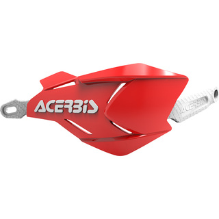 Acerbis X-factory Red/White Handguards