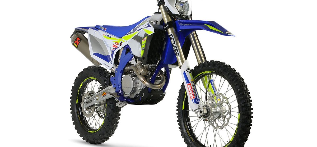 Sherco 300 SEF Factory Motorcycle