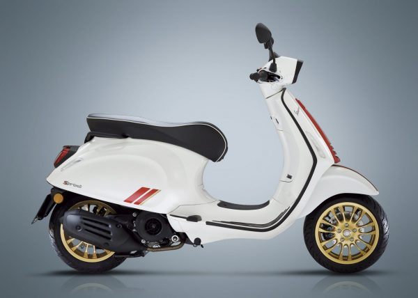 VESPA Sprint Racing Sixties 150 Limited Edition