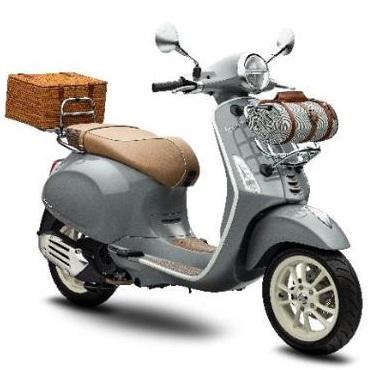 VESPA Pic Nic Scooter New 2021 Release