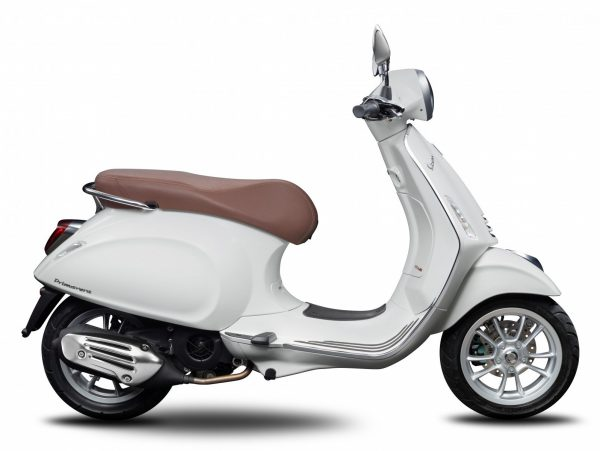 VESPA Primavera 125 IGET ABS Stability and Total Safety