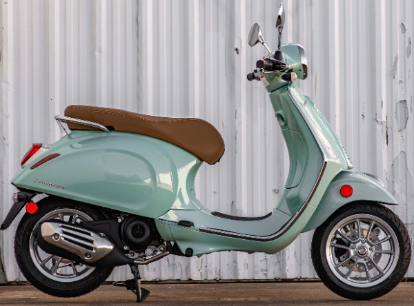 VESPA PRIMAVERA 50 4T3V Quality and Reliability