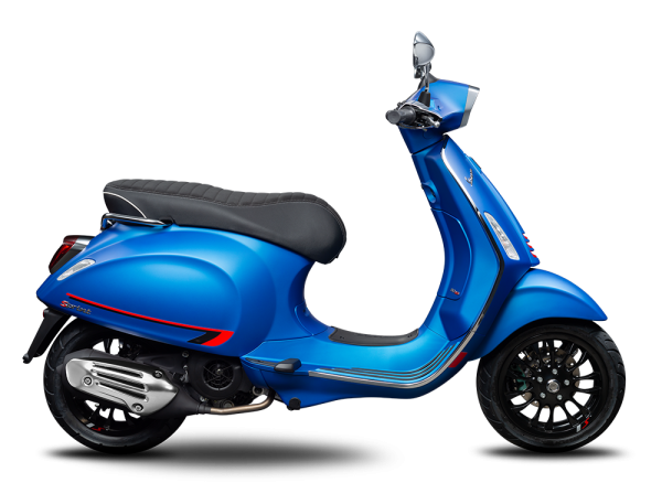 VESPA Sprint 150 S Sporty Elegance and Excellent Performance